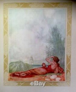 1909 A Song of the English Signed and ltd edition, Kipling. Heath Robinson