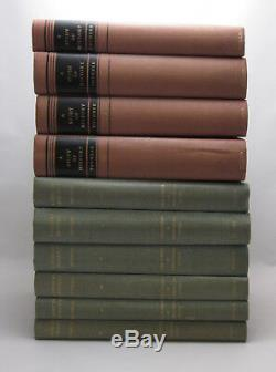 A Study of History SIGNED Arnold Toynbee Full 10 Volume Set First Edition