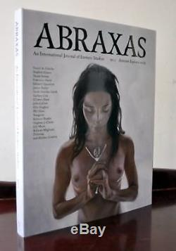 ABRAXAS 1 Deluxe FULGUR Daniel Schulke Pharaon Occult Francesco Parisi Art Print