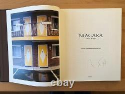 Alec Soth NIAGARA SIGNED First ED 2008