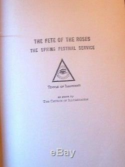 Ancient Science Occult Mystery Clymer Secret Magic Sign Symbols Illuminati Study