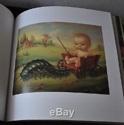 Anima Mundi Mark Ryden Deluxe Ltd Ed w SIGNED Sick Girl Giclee #497/500 Art Rare