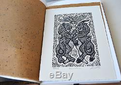 Arcanum Bestiarum Robert Fitzgerald Deluxe 1/49 Xoanon Occult Grimoire of Beasts