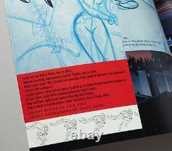 Batman Animated Paperback Book Paul Dini Signed By Chip Kidd New LAST ONE