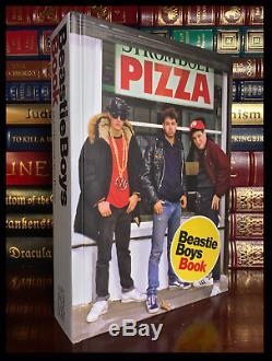 Beastie Boys Book SIGNED by MIKE D & ADROCK ADAM HOROVITZ New 1st Hardback