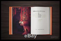 Bibliomysteries SIGNED AUTHORS New Suntup Press Limited Edition Hardback 1/250
