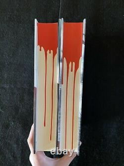 Blood Heir and Red Tigress Illumicrate Exclusive Signed New Unread Hardcover
