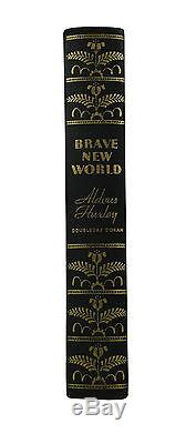 Brave New World ALDOUS HUXLEY Signed Limited Edition First US 1st 1932