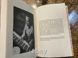CHARLES BUKOWSKI Signed LIVING ON LUCK Limited Edition 1995 NUMBERED Fine #118