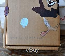 COIL Beast Box Art Edition Live CD Box Set Signed John Balance Still Sealed