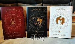 Caraval Deluxe Edition from Fairyloot Signed Limited Edition Set