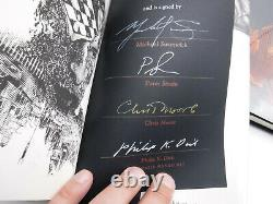 Centipede Press Signed Philip K. Dick Set The Cosmic Puppets