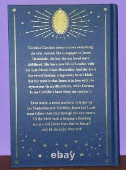 Chain of Iron Exclusive Illumicrate Unread Cassandra Clare Stamp-Signed
