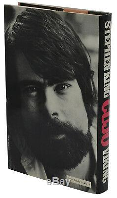 Cujo SIGNED by STEPHEN KING First Edition 1st Printing 1981