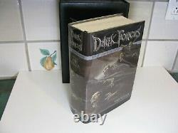 DARK FORCES 25th Anniversary Signed Limited Edition Stephen King Kirby McCauley