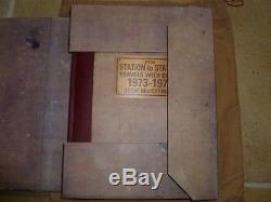 DAVID BOWIE From Station To Station SIGNED GENESIS PUBLICATIONS BOOK Rock