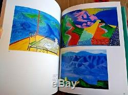 David Hockney by P. Clothier (Hardback, 1995) SIGNED RARE