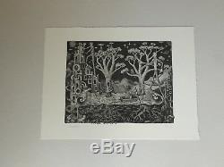 David welker rising tides 1st edition signed and numbered edition of \100