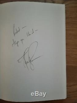 Derren Brown Absolute Magic 1st Edition Hand Signed! Incredibly Rare Book