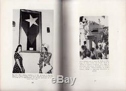 ERNEST HEMINGWAY, SIGNED CUBAN BOOK Recuerdos De Oriente 1942 Memories of Orient