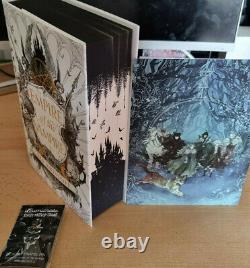 Empire of the Vampire Jay Kristoff SIGNED Illumicrate Ltd Edition Print & Pin