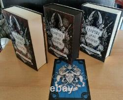 Empire of the Vampire Jay Kristoff SIGNED Waterstones/Forbidden Planet/Trade Ed