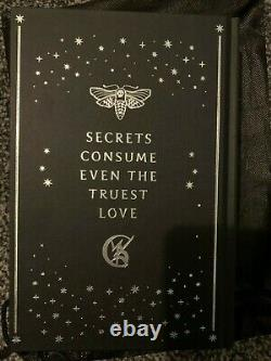 FAIRYLOOT Chain of Iron CASSANDRA CLARE Signed Book HB SOLD OUT Shadowhunters
