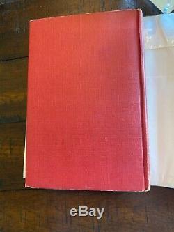 Fahrenheit 451 Bradbury signed 1953 1st edition