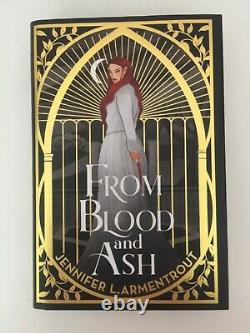 Fairyloot From Blood And Ash Deluxe Set, BRAND NEW, including FBAA tote bag