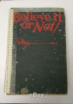 Feb. 8, 1932 Believe it or Not Ripley signed to Duke Kahanamoku