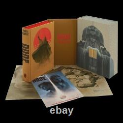 Folio Society DUNE Signed + Numbered Limited Edition (2020) 56/500