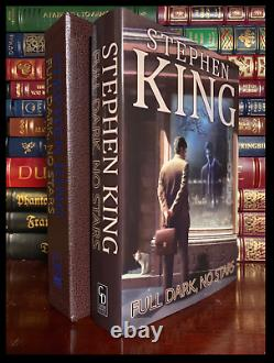 Full Dark, No Stars Stephen King SIGNED & REMARQUED x3 ARTISTS Cemetery Dance