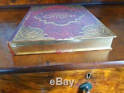 GOOD OMENSSigned By Gaiman ONLY 666 Copies Worldwide Ineffable Edition