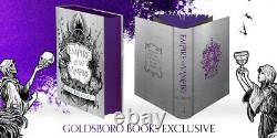 Goldsboro Empire of the Vampire by Jay Kristoff (Preorder), Signed & numbered