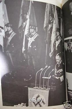 HAND-SIGNED by ALBERT SPEER Adolf Hitler Armaments MinisterWWII Nazis