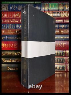 Hannibal Rising SIGNED by THOMAS HARRIS Sealed Limited Edition Hardback 1/75