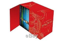 Harry Potter Official UK Collectable Box Set Childrens Edition ALL 7 Hardcover