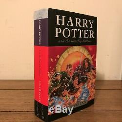 Harry Potter & the Deathly Hallows, J K Rowling, 1st/1st, SIGNED with HOLOGRAM