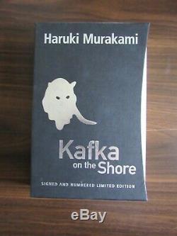 Haruki Murakami Kafka on the Shore First UK Edition Signed / Limited