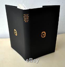 Heptameron Arbatel Ouroboros Black Folding Plate Special LE 1/20 Signed Grimoire