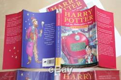 J. K. Rowling (1997)'Harry Potter and the Philosopher's Stone', UK signed first