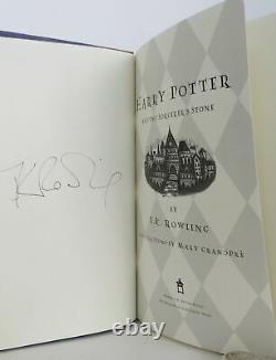 J K Rowling / Harry Potter and the Philosopher's Stone Signed 1st #2008208