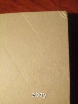 JK Rowling SIGNED Harry Potter and the Deathly Hallows US 1st Edition/1st Print