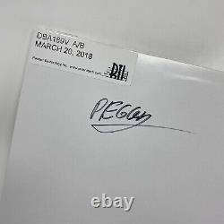 JPEGMAFIA Veteran 1st Edition Vinyl Record LP Plus Signed Test Pressing