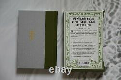 JRR Tolkien Sir Gawain & the Green Knight signed remarqued ltd 1st edn