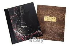Jimmy Page The Anthology Genesis Publications Signed Collectors Edit #1220 New