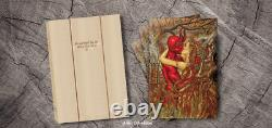 Joe Hill HORNS Signed Artist Limited Gift Edition Sealed First Magdalena Kaczan