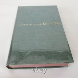 John Steinbeck Signed East of Eden True First Printing Limited Edition 1952 Rare