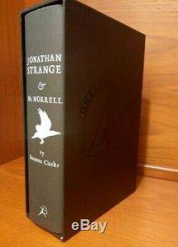 Jonathan Strange & Mr Norrell SIGNED Susanna Clarke 1/1 Limited Edition #497