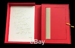 Kate Bush How To Be Invisible New Deluxe Limited Signed Edition Only 500 Copies